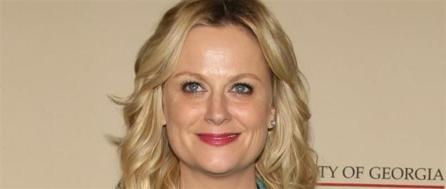 Amy Poehler at the 71st Annual Peabody Awards Luncheon 2012.