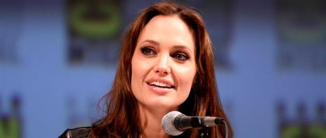 Angelina Jolie on the Salt panel at the 2010 San Diego Comic Con