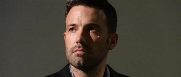 Ben Affleck at the 'Argo' premiere in Paris.