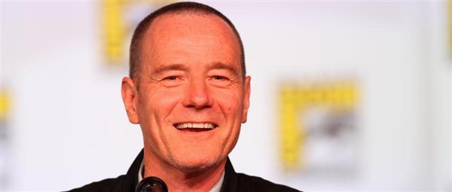 Bryan Cranston speaking at the 2012 San Diego Comic-Con International in San Diego, CA.