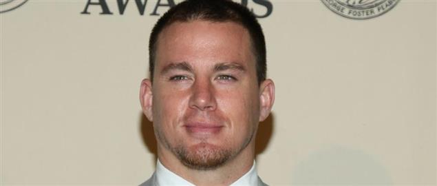 Channing Tatum at the 71st Annual Peabody Awards Luncheon 2012.