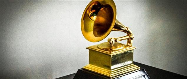 Ted Jensen's Grammy for mastering Norah Jones' 2002 Album of the Year, Come Away with Me