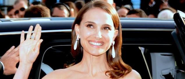 Natalie Portman at the Cannes Festival, 5/1/2015.